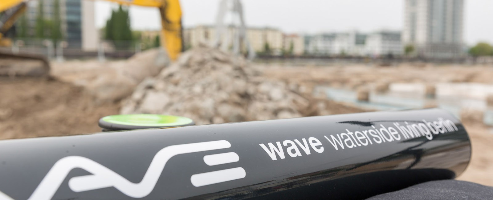 Die Neuen - WAVE waterside living - berlin